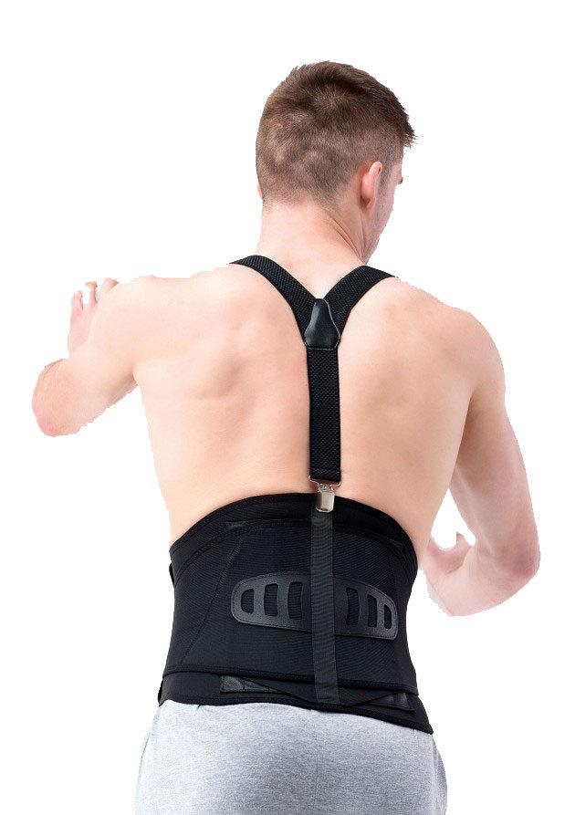 Reh4Mat AS-LK Lumbal-Sportbandage / Rückenbandage