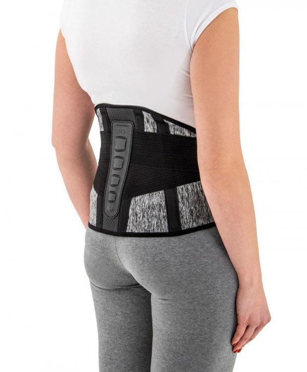 Reh4Mat ARSO01 Leichte Lumbalbandage / Rückenbandage